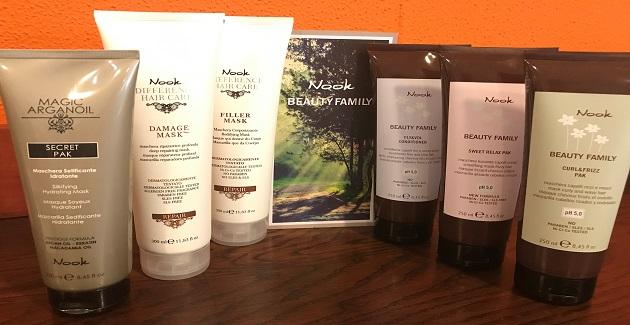 Shampoos van Nook